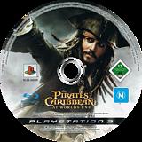 Piratas del Caribe: En el Fin del Mundo PS3 disc (BLES00066)