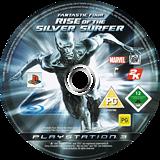 Los 4 Fantásticos y Silver Surfer PS3 disc (BLES00075)