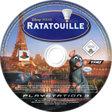Ratatouille PS3 disc (BLES00080)