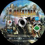 Bladestorm: La Guerra de los Cien años PS3 disc (BLES00113)