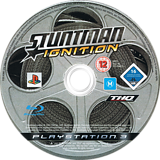 Stuntman: Ignition PS3 disc (BLES00135)