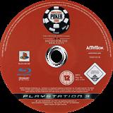 World Series of Poker 2008: Battle for the Bracelets PS3 disc (BLES00139)