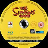Los Simpsons: El Videojuego PS3 disc (BLES00142)