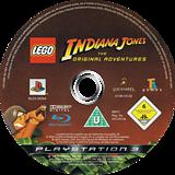 LEGO Indiana Jones: La Trilogía Original PS3 disc (BLES00254)