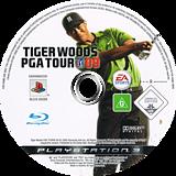 Tiger Woods PGA Tour 09 PS3 disc (BLES00295)