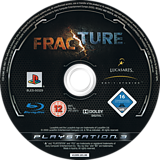 Fracture PS3 disc (BLES00329)