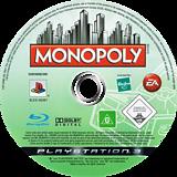 Monopoly PS3 disc (BLES00387)
