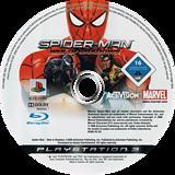 Spider-Man: El Reino de las Sombras PS3 disc (BLES00392)