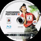 Tiger Woods PGA Tour 10 PS3 disc (BLES00530)