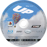 Up PS3 disc (BLES00542)