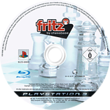 Fritz Chess PS3 disc (BLES00559)