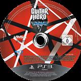 Guitar Hero: Van Halen PS3 disc (BLES00578)