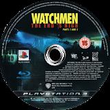 Watchmen: El Fin Está Cerca - Partes 1 y 2 PS3 disc (BLES00605)