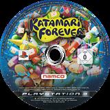 Katamari Forever PS3 disc (BLES00658)