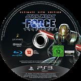 Star Wars: El Poder de la Fuerza: Edición Sith PS3 disc (BLES00678)