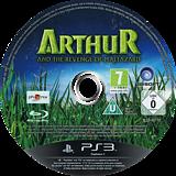 Arthur y la Venganza de Maltazard PS3 disc (BLES00772)
