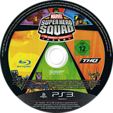 Marvel Super Hero Squad: The Infinity Gauntlet PS3 disc (BLES00895)