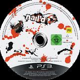 nail'd PS3 disc (BLES00914)