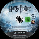 Harry Potter y Las Reliquias de la Muerte: Parte 1 PS3 disc (BLES00931)