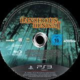 Cabela's Dangerous Hunts 2011 PS3 disc (BLES01112)