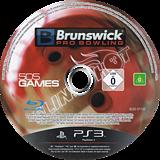 Brunswick Pro Bowling PS3 disc (BLES01130)