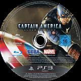Capitán América: Super Soldado PS3 disc (BLES01167)