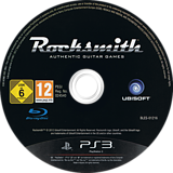 Rocksmith PS3 disc (BLES01216)