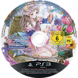 Atelier Totori: The Adventurer of Arland PS3 disc (BLES01221)