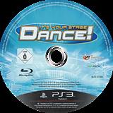 Dance! ¡Todo el mundo a bailar! PS3 disc (BLES01266)