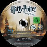 Harry Potter y Las Reliquias De La Muerte - Parte 2 PS3 disc (BLES01307)