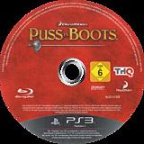 El Gato con Botas PS3 disc (BLES01308)