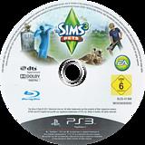 Los Sims 3: ¡Vaya Fauna! PS3 disc (BLES01368)