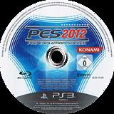 Pro Evolution Soccer 2012 PS3 disc (BLES01408)