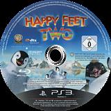 Happy Feet 2 PS3 disc (BLES01425)