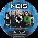 NCIS PS3 disc (BLES01460)