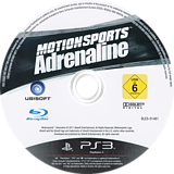 Motionsports Adrenaline PS3 disc (BLES01461)
