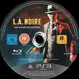 L.A. Noire: La Edición Completa PS3 disc (BLES01488)