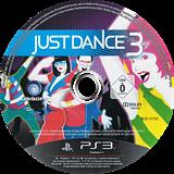 Just Dance 3 PS3 disc (BLES01522)