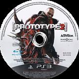 Prototype 2 PS3 disc (BLES01533)