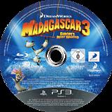 Madagascar 3: De Marcha por Europa PS3 disc (BLES01624)