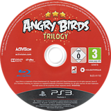 Angry Birds Trilogy PS3 disc (BLES01732)