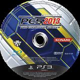 Pro Evolution Soccer 2013 PS3 disc (BLES01746)