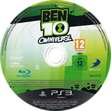 Ben 10 Omniverse PS3 disc (BLES01753)
