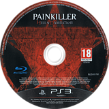 Painkiller: Hell & Damnation PS3 disc (BLES01791)