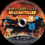 Air Conflicts: Vietnam PS3 disc (BLES01858)