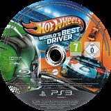 Hot Wheels: El mejor piloto del mundo PS3 disc (BLES01881)