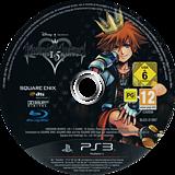 Kingdom Hearts HD 1.5 ReMIX PS3 disc (BLES01897)