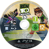 Ben 10: Omniverse 2 PS3 disc (BLES01899)