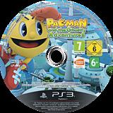 Pac-Man y las Aventuras Fantasmales PS3 disc (BLES01901)