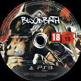 Bloodbath PS3 disc (BLES01988)
